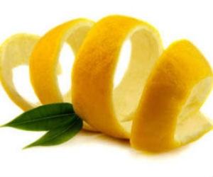 За заздравяване на костите и лечение на рак можете да се възползвате от кората на лимона