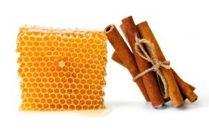 Ефикасно лечение с мед и канела