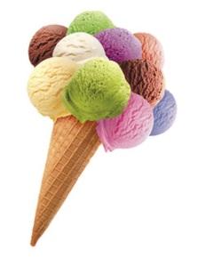 Сладоледа изгонва стреса и цери силното главоболие