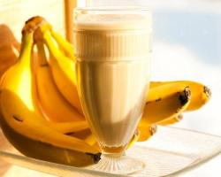 Бананови шейкове за сваляне на килограми