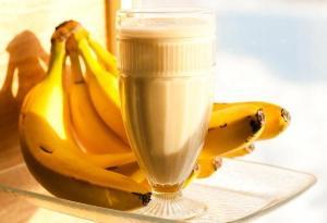 Шейкове с банани за сваляне на килограми