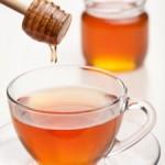 Лечебен чай с пчелен мед