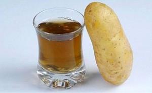 Болките при стомашна язва и неприятните киселини могат да бъдат спрени със сок от картофи