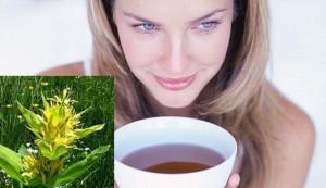 Лечение с жълта тинтява