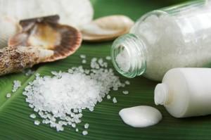 Морската сол е отличен съюзник при наличието на екземи и псориазис