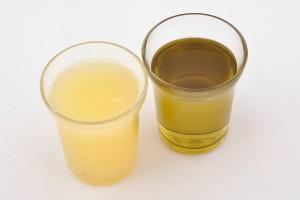 Комбинацията от зехтин и лимон е отлична за пречистване на жлъчка и черен дроб