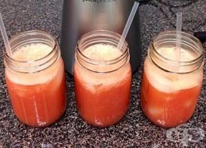 С тази напитка за отслабване ще стопите излишните килограми без усилия